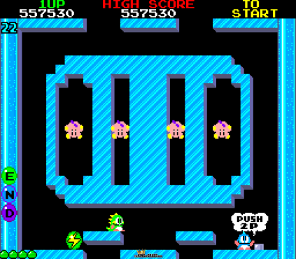 Bubble Bobble Arcade 067