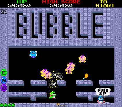 Bubble Bobble Arcade 075