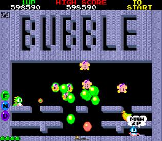 Bubble Bobble Arcade 076