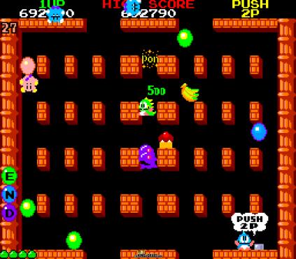 Bubble Bobble Arcade 086