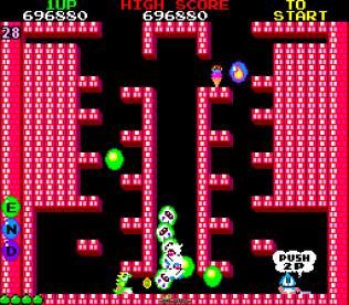 Bubble Bobble Arcade 087