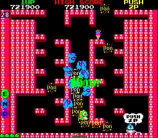 Bubble Bobble Arcade 088