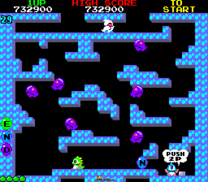 Bubble Bobble Arcade 089