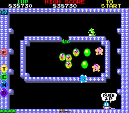 Bubble Bobble Arcade 097