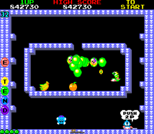 Bubble Bobble Arcade 098