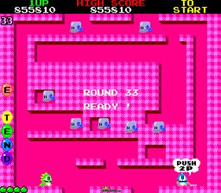 Bubble Bobble Arcade 099