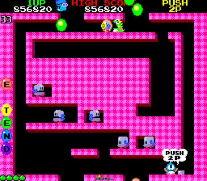 Bubble Bobble Arcade 100
