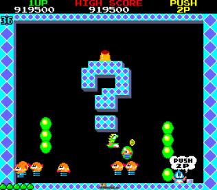 Bubble Bobble Arcade 110