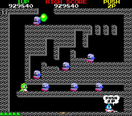 Bubble Bobble Arcade 111