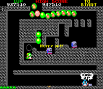 Bubble Bobble Arcade 113