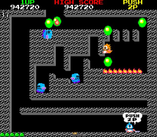Bubble Bobble Arcade 114