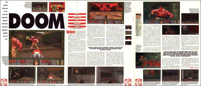 Doom review PC Player