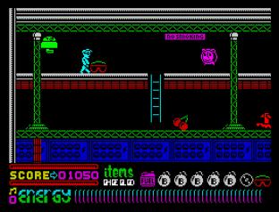 Dynamite Dan 2 ZX Spectrum 09