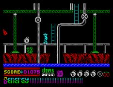 Dynamite Dan 2 ZX Spectrum 10