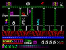 Dynamite Dan 2 ZX Spectrum 11