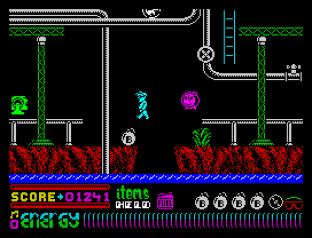 Dynamite Dan 2 ZX Spectrum 12