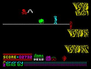 Dynamite Dan 2 ZX Spectrum 20