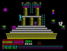 Dynamite Dan 2 ZX Spectrum 21