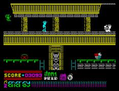 Dynamite Dan 2 ZX Spectrum 22