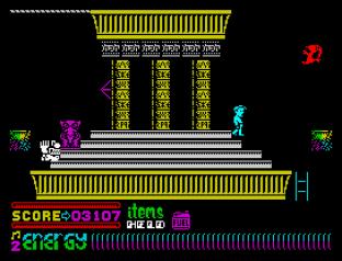 Dynamite Dan 2 ZX Spectrum 23