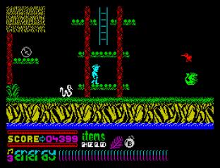 Dynamite Dan 2 ZX Spectrum 31