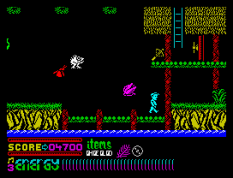 Dynamite Dan 2 ZX Spectrum 32