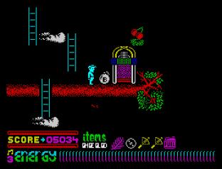 Dynamite Dan 2 ZX Spectrum 34
