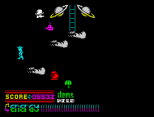 Dynamite Dan 2 ZX Spectrum 35
