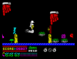 Dynamite Dan 2 ZX Spectrum 39