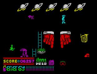 Dynamite Dan 2 ZX Spectrum 42