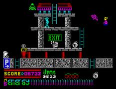 Dynamite Dan 2 ZX Spectrum 43