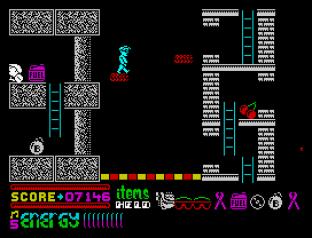 Dynamite Dan 2 ZX Spectrum 45
