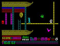 Dynamite Dan 2 ZX Spectrum 54