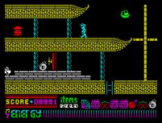 Dynamite Dan 2 ZX Spectrum 55