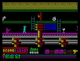 Dynamite Dan 2 ZX Spectrum 64