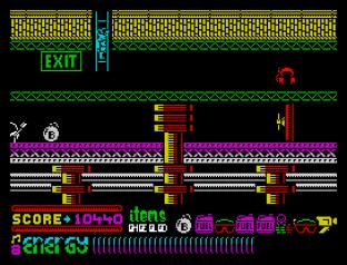 Dynamite Dan 2 ZX Spectrum 67