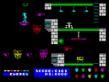 Dynamite Dan ZX Spectrum 08
