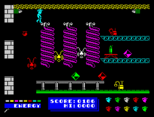 Dynamite Dan ZX Spectrum 09