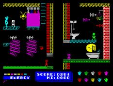 Dynamite Dan ZX Spectrum 10