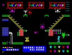 Dynamite Dan ZX Spectrum 11