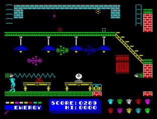 Dynamite Dan ZX Spectrum 12