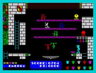 Dynamite Dan ZX Spectrum 20