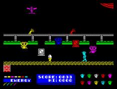 Dynamite Dan ZX Spectrum 22