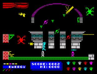 Dynamite Dan ZX Spectrum 23