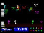 Dynamite Dan ZX Spectrum 25