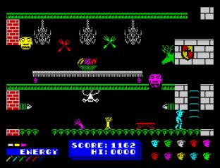 Dynamite Dan ZX Spectrum 31