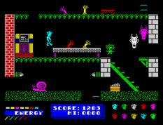 Dynamite Dan ZX Spectrum 32