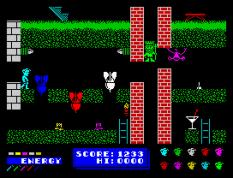 Dynamite Dan ZX Spectrum 33