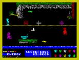 Dynamite Dan ZX Spectrum 36