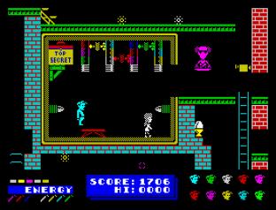 Dynamite Dan ZX Spectrum 42